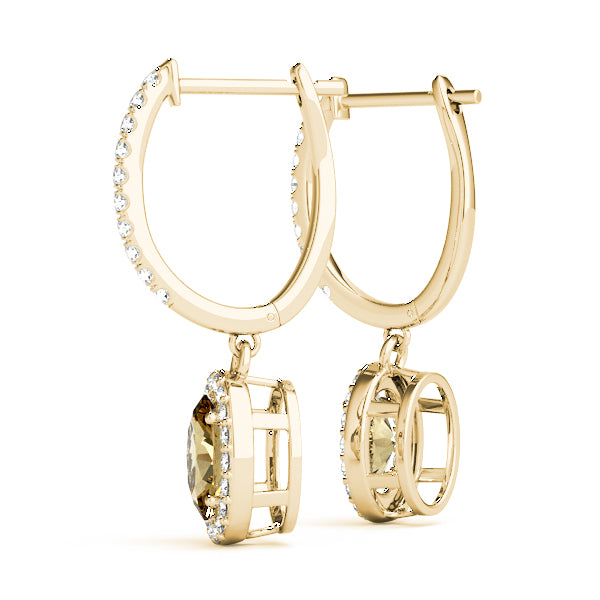 Milton Dangling Earrings