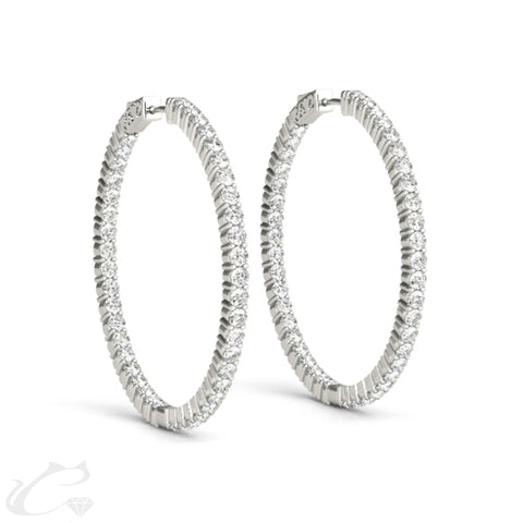 Althea Hoop Earrings