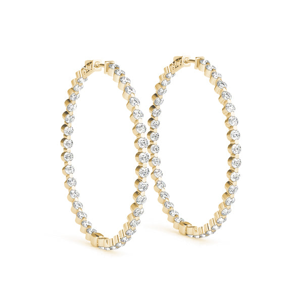 Apollo Hoop Earrings