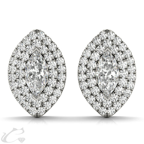 earrings #41038