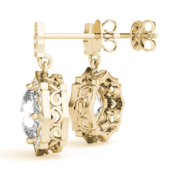 Michelangelo Dangling Earrings