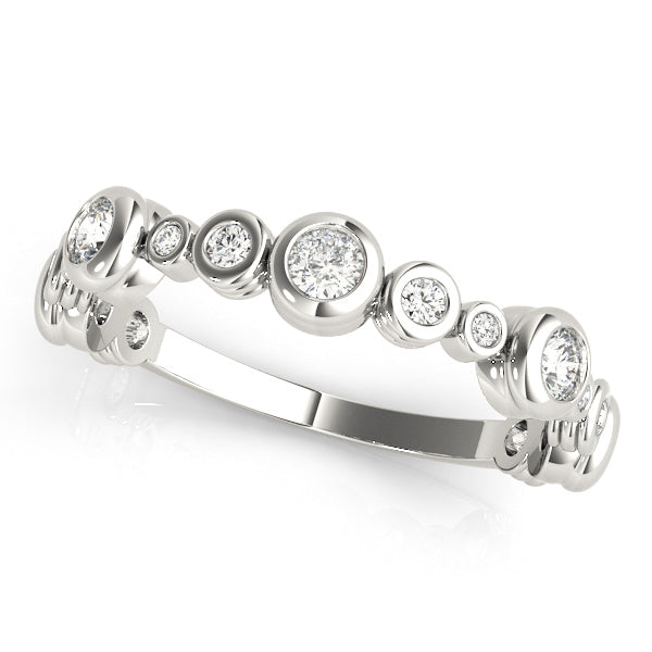 Polished Stackable Band