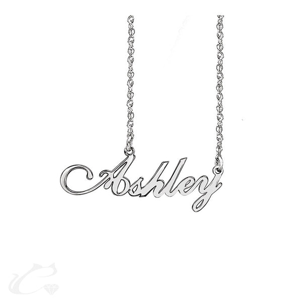 The Carrie Personalized Necklace