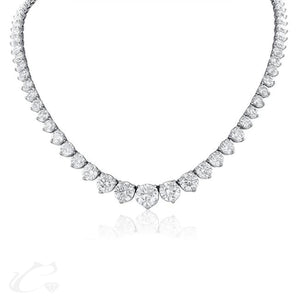 Riviera Diamond Necklace - Large