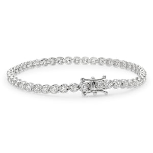 Diamond Tennis Bracelet - 1.00 ctw
