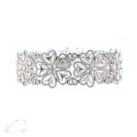 Everlasting Love Diamond Bracelet