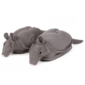 Armadillo Slippers