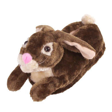Brown Bunny Slippers