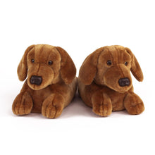 Dachshund Slippers