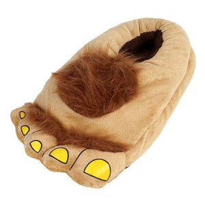 Furry Feet Slippers