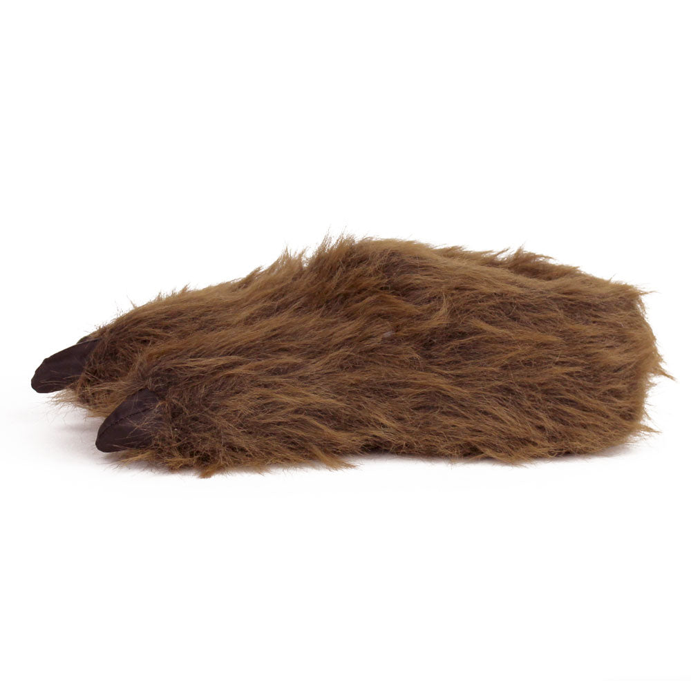 8fcd80e88ad Grizzly Bear Paw Slippers – NoveltySlippers.com