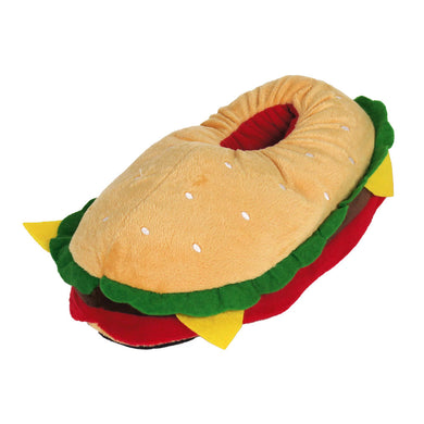 Hamburger Slippers
