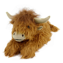 Highland Cattle Slippers
