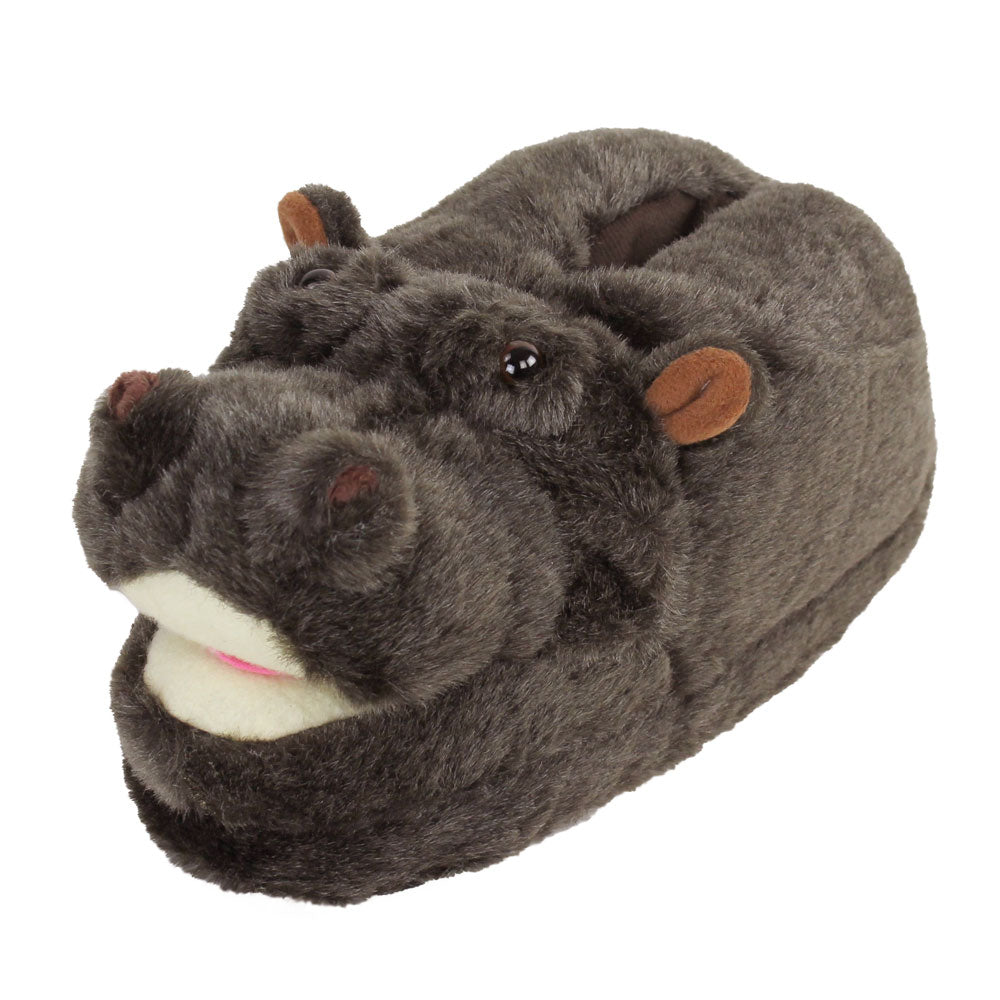Hippo Slippers