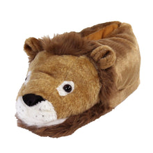 Lion Head Slippers