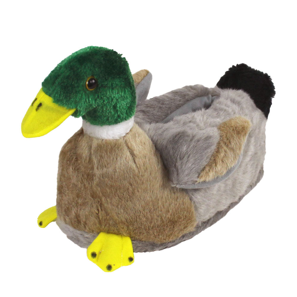 Mallard Duck Slippers