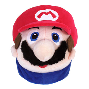 Mario and Luigi Nintendo Slippers