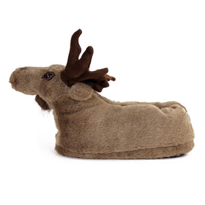Moose Slippers