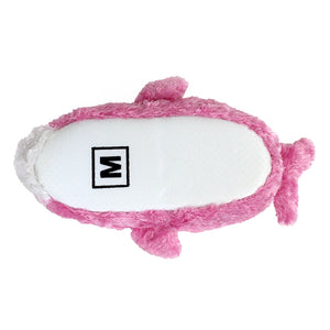 Pink Dolphin Animal Slippers