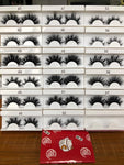 Wholesale 25MM Mink EyeLashes (Bulk)