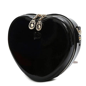 Bella Heart Shape Shoulder Bag