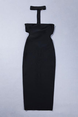 Ella More Body-con Maxi Dress
