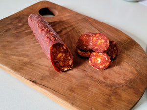 All-Pork Spanish-Style Chorizo! (Non-GMO, Pasture Raised)