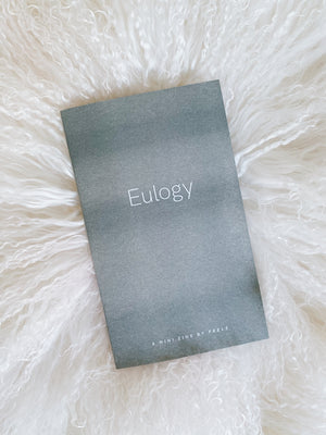 Eulogy Mini Zine