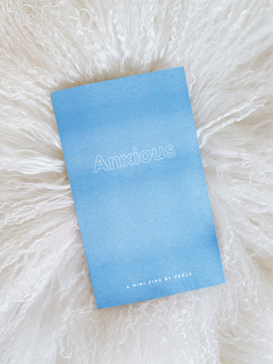 Anxious Poetry Zine