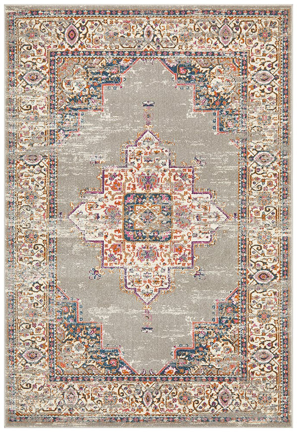 Grey Babylon Rug