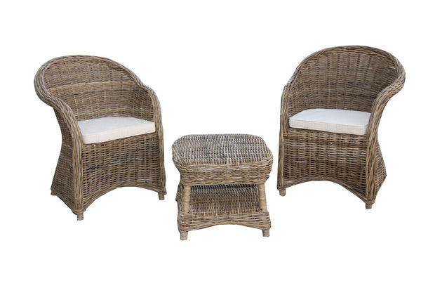 Loretta 3 Piece Balcony Set