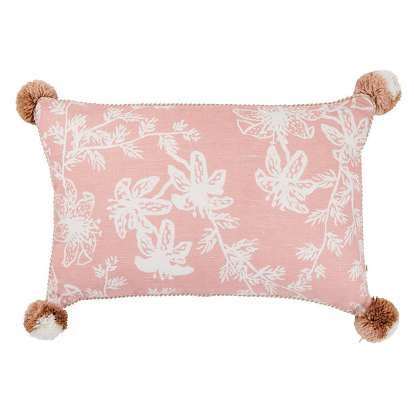 Tiger Lily Blossom Cushion