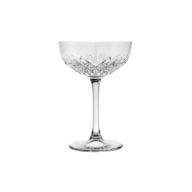 Timeless Champagne Coupe