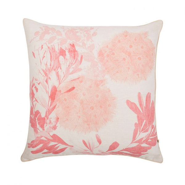 Flowering Gum Cushion Pink 60cm