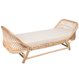Rattan Lounge/Day Bed