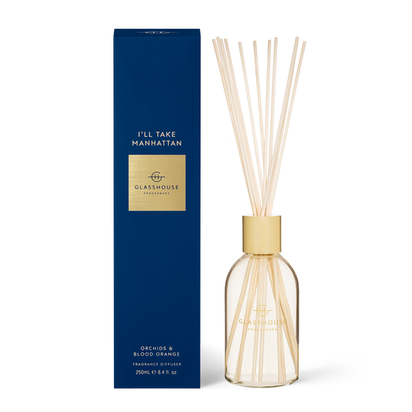 MANHATTAN Orchids & Blood Orange Fragrance Diffuser