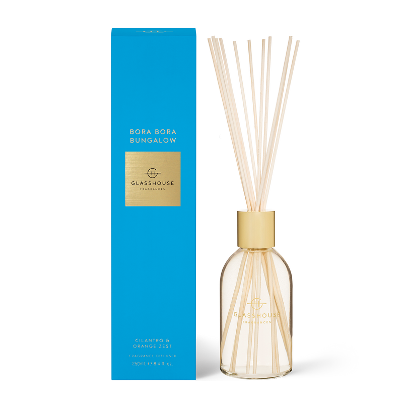 BORA BORA Cilantro & Orange Zest Fragrance Diffuser