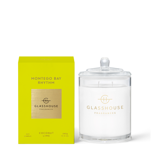 MONTEGO BAY Coconut Lime Candle