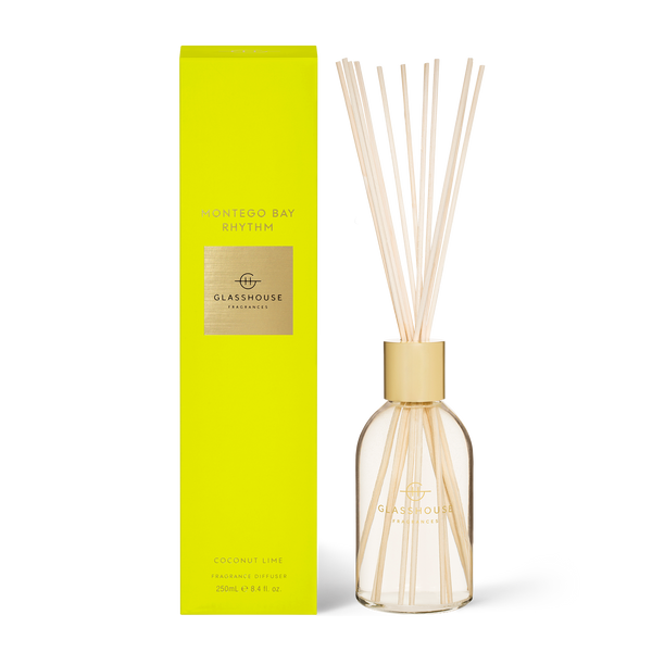 MONTEGO BAY Coconut Lime Fragrance Diffuser