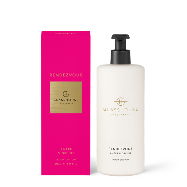 RENDEZVOUS Amber & Orchid Body Lotion