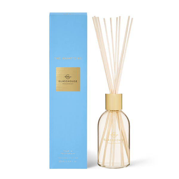 THE HAMPTONS Teak & Petitgrain Fragrance Diffuser