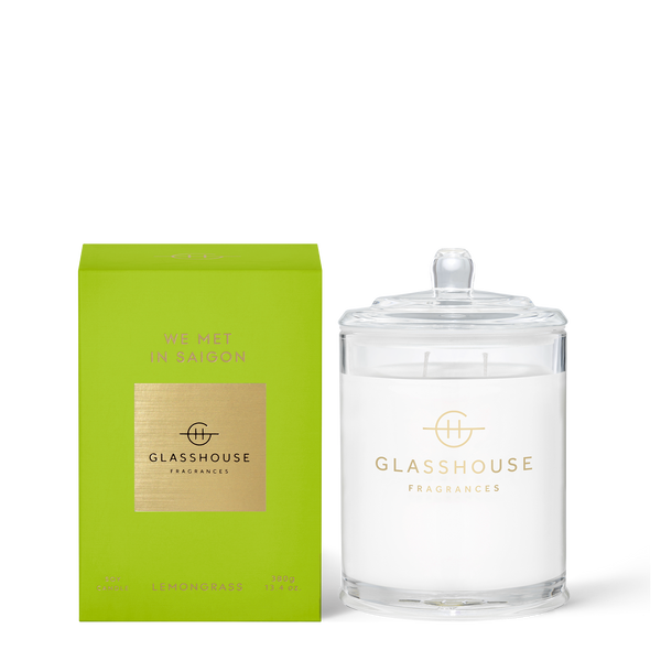 SAIGON Lemongrass Candle
