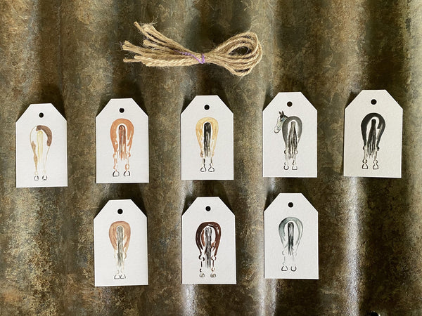 The Stables Gift Tags