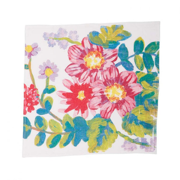 Poppy Napkins (Set of 6)