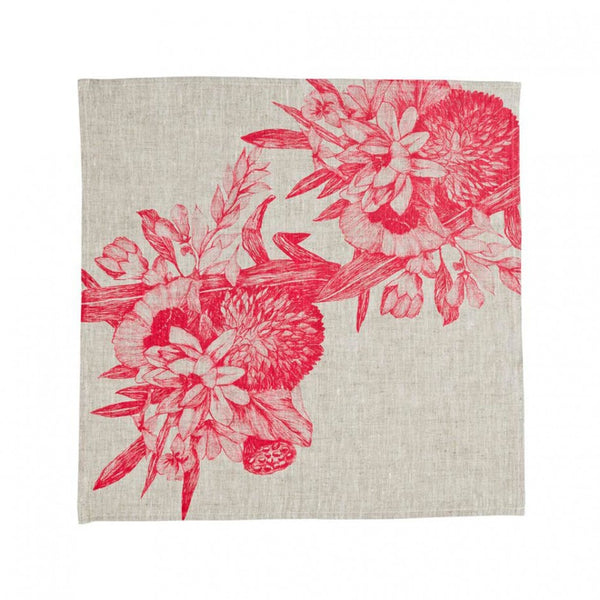 Lotus Pink Napkins (Set of 6)