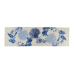 Blue Flowering Gum Table Runner