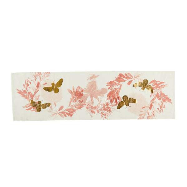KOOKA GUM NUDE GOLD Table Runner