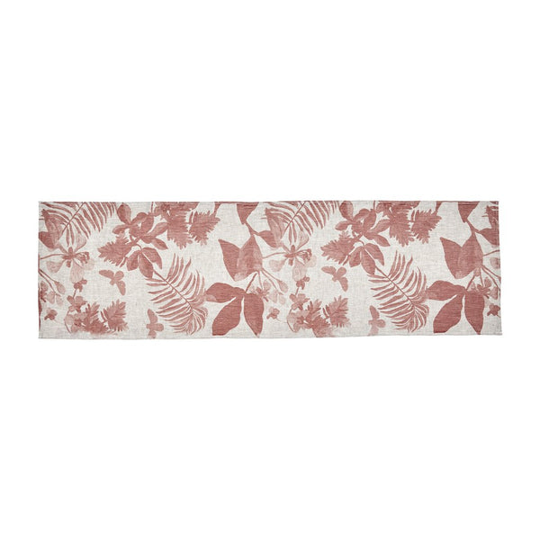 Palms Clay Table Runner
