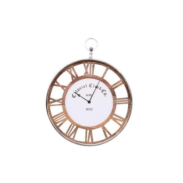 Colonial Wall Clock 60cm