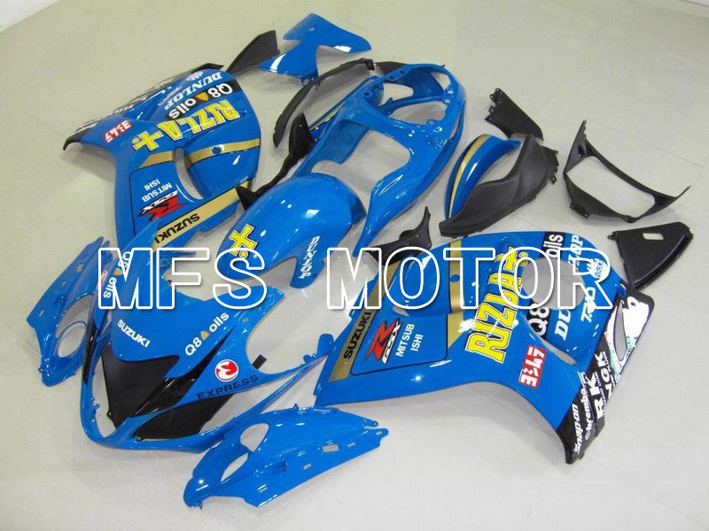 Injection ABS Fairing For Suzuki GSXR1300 Hayabusa 2008-2015 - Rizla+ - Blue - MFS5293 - shopping and wholesale